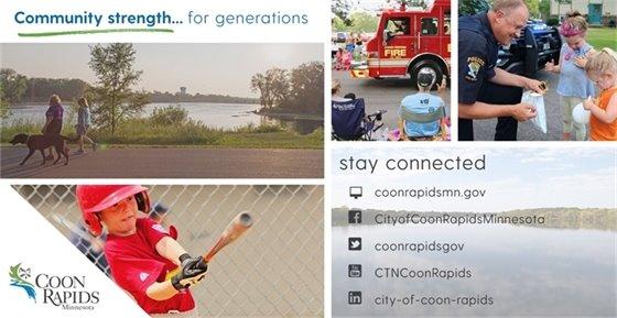 Coon Rapids Social Media
